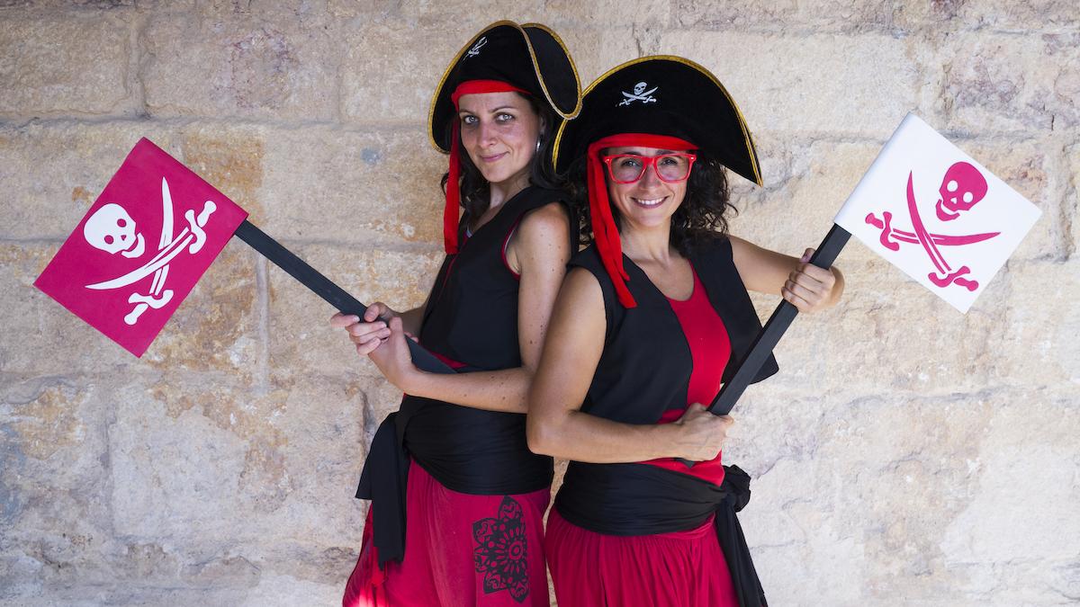 El tresor de les Pirates Sangvermella
